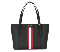 Handtasche mit Kontraststreifen - women