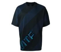 Gestreiftes T-Shirt - men - Baumwolle/Polyester