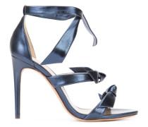 Sandalen mit Knotendetails - women - Leder - 37