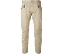 Icon trousers - women - Baumwolle/Elastan - 38