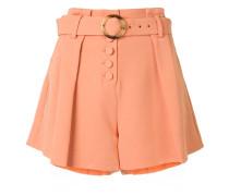 'Lena' Krepp-Shorts