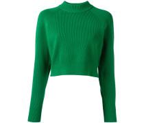 - Pullover mit Stehkragen - women