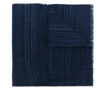 Abstract Fairisle scarf