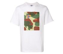 Space Camo Tile T-shirt