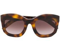 'Mask B2' Oversized-Sonnenbrille