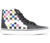 'SK8-Hi' Sneakers im Glitter-Look
