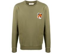 Sweatshirt mit Fuchskopf