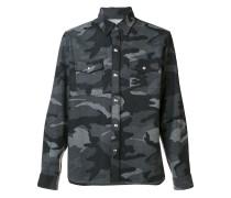 Hemd mit Camouflage-Muster