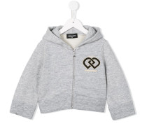 DD logo hoodie