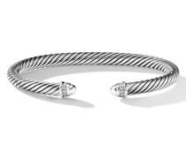 'Cable Classics' Armspange mit Diamanten