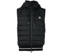 feather down gilet