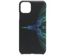 iPhone 11 Pro Max-Hülle mit Flügel-Print