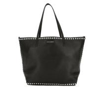'Alberta' Shopper - women - Kalbsleder/Metall