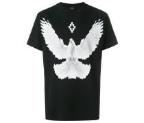 dove print T-shirt