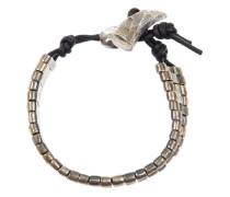 Armband aus Silber mit Stoßzahn