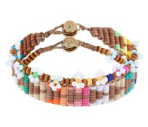 The Woven Ones Brite Armbänder-Set