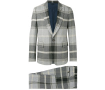 Karierter Anzug - men