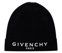 Mütze mit Paris-Logo