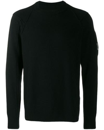 Pullover mit Linsen-Detail