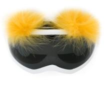 "Skibrille im ""Bag Bugs""-Design"