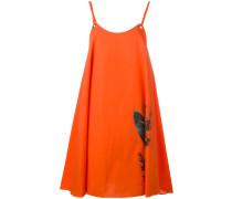 Ausgestelltes Kleid mit Blumen-Print - women