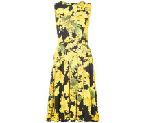 Mimosa sleeveless print dress