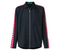 Danilo  x Kappa striped side band shirt jacket
