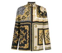 'Barocco' Seidenhemd