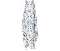 Tunika-Kleid mit grafischem Print