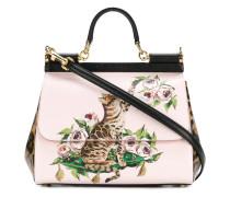 Sicily Zambia cat shoulder bag