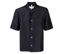 Kurzärmeliges 'Pappy' Hemd