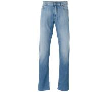 Jeans mit regulärer Passform - men