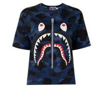 A BATHING APE® T-Shirt mit Camouflage-Print