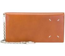 - Langes Portemonnaie mit Kettenriemen - men