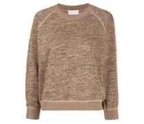 Meliertes Co Mix Sweatshirt