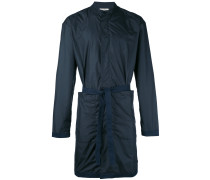 - oversized raincoat - men - Polyester - L