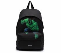 Explorer Rucksack mit The Hulk-Print