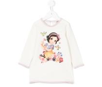 Kleid mit Schneewittchen-Print