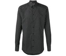 Hemd mit Punkten - men - Baumwolle - 40