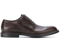 Perforierte Oxford-Schuhe