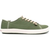 Asymmetrische Canvas-Sneakers