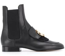 Chelsea-Boots mit C-Detail