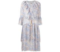 'Amalfi' Kleid mit Paisley-Print