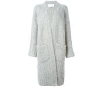 oversized cardigan coat