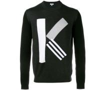 'K' Wollpullover