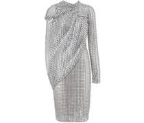Kleid mit Kristallverzierung
