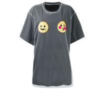 T-Shirt mit Tüll