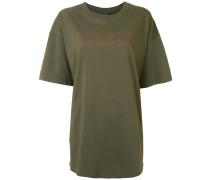 "T-Shirt mit ""Jolene""-Print"