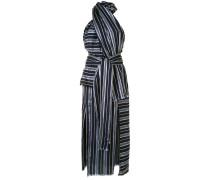 Gestreiftes 'Riverhead' Kleid