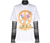 'Peace Rave' T-Shirt